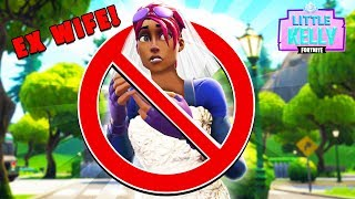 RAPTOR HAS A SECRET WIFE - Fortnite Short Film