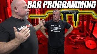 Maximizing Programming Using Different Squat Bars