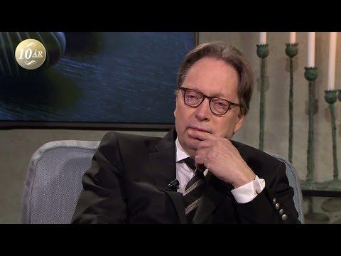 Horace Engdahl känner sig inte ensam - men längtar efter ett nytt liv - Malou Efter tio (TV4)