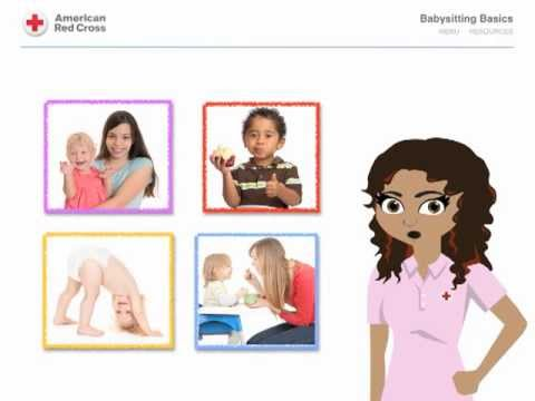 Babysitting Basics Online Course Overview - YouTube
