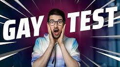 Der große Test: Wie schwul bin ich?