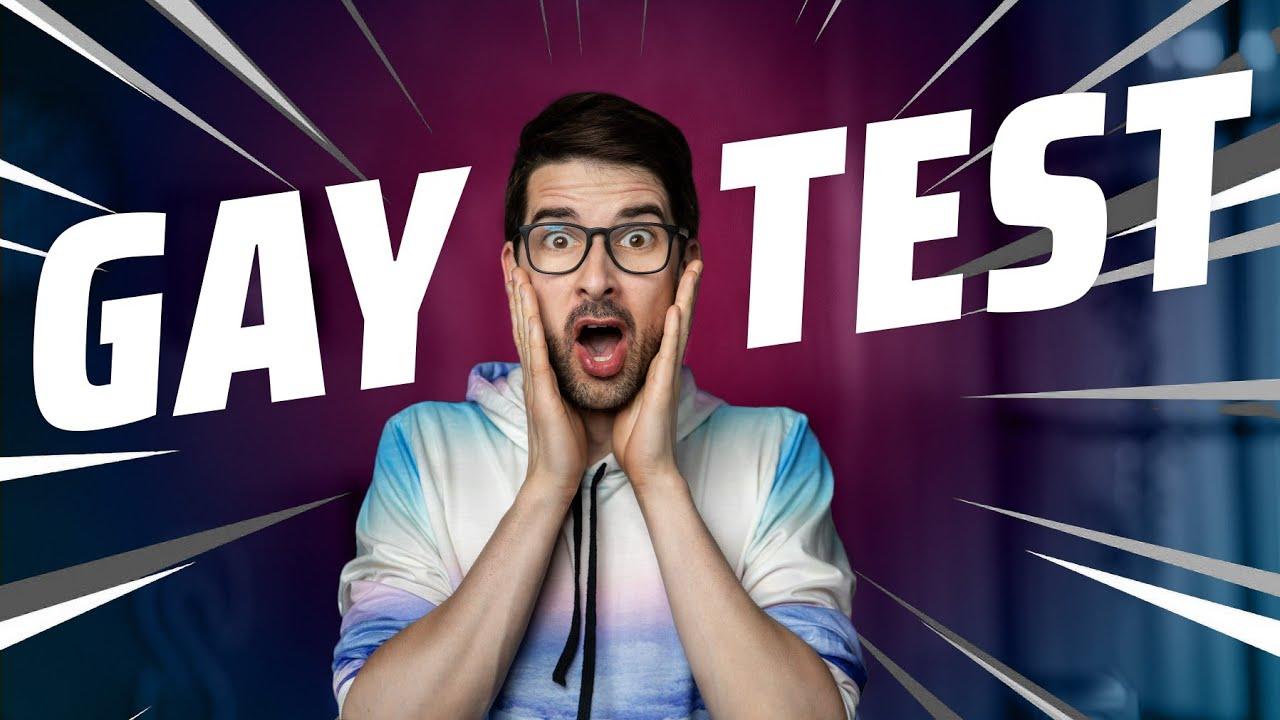 Der große Test: Wie schwul bin ich? - YouTube