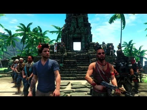Far Cry 3 Map Editor Trailer North America Youtube