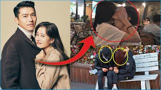 Hyun Bin ❤️ Son Ye Jin spotted on a cozy, private date in Paris