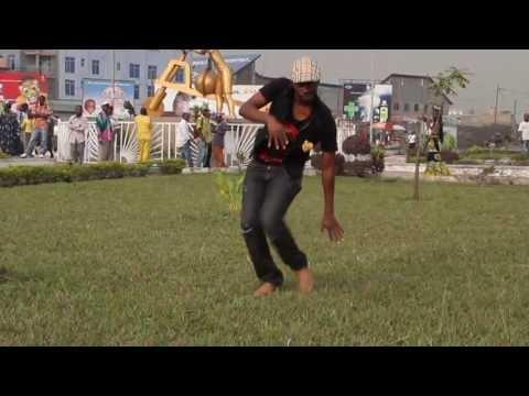 G Dances in Goma, Congo