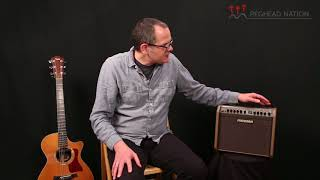 Fishman Loudbox Mini Charge Demo from Peghead Nation