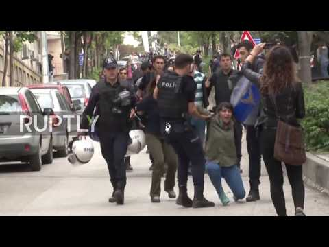 Turkey: Three wounded as ultra-conservative group attacks students at Ankara Uni