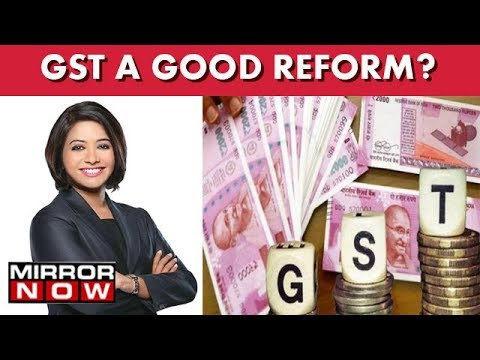 GST Railroaded By Poor Implementation? I The Urban Debate With Faye D'Souza