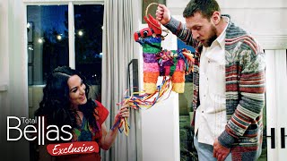 GENDER REVEAL PIÑATA!? Will Bryan spoil the surprise for Brie?