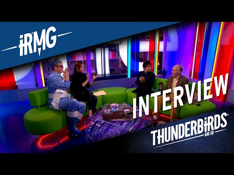 Thunderbirds | Interview - David Graham on The One Show