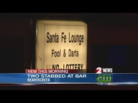 Two stabbed at Beavercreek Bar