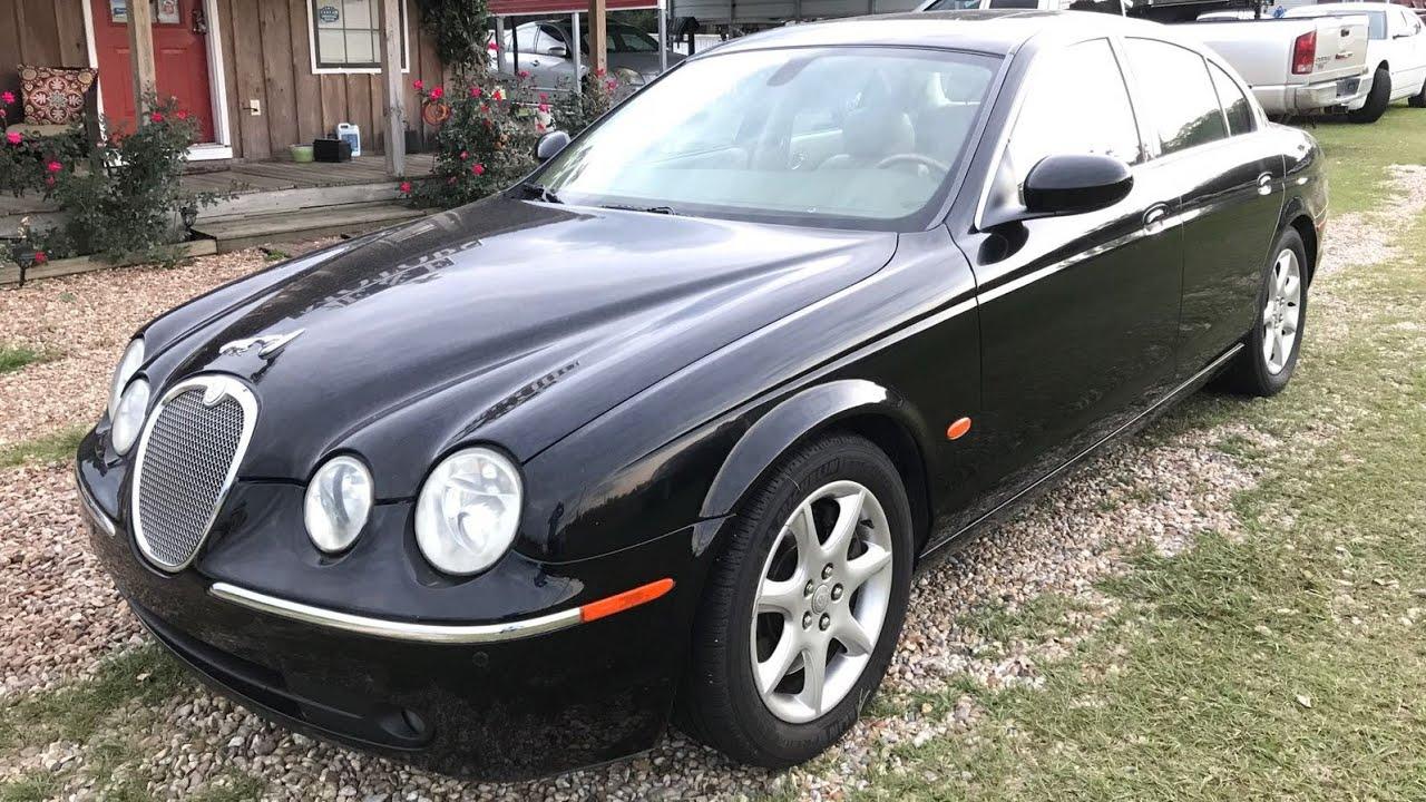 2006 Jaguar S-Type - YouTube