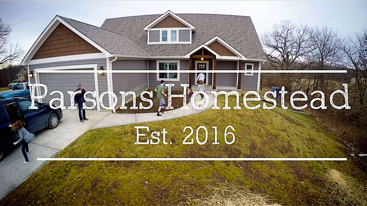 Drone Time Lapse House Construction From Start To Finish