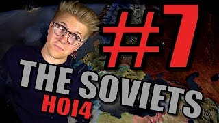 Hearts of Iron 4 – Soviet Union 1936 Gameplay [HOI4 World War 2] Part 7 - Civil War in France