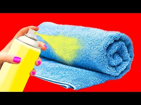 14 AMAZING THINGS YOU CAN MAKE WITH A TOWEL