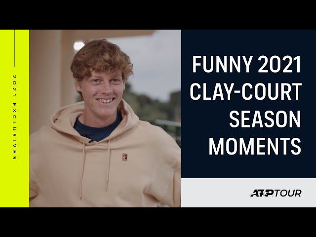 Crazy & Hilarious Clay-Court Season Moments In 2021