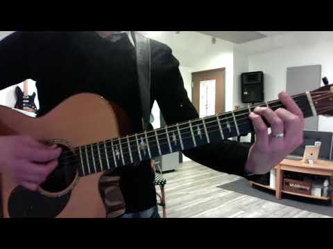 Break My Stride for Guitar pt 1