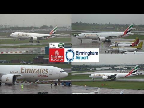Emriates SkyCargo Flight 9923 (Dubai to Atlanta via BHX & Chicago)