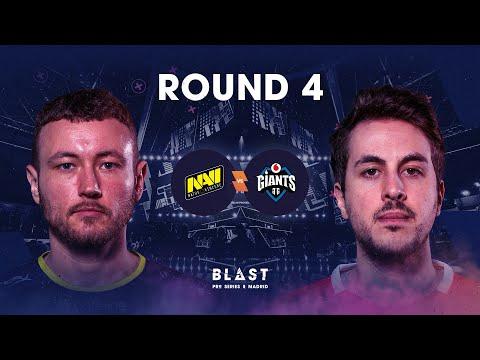Giants vs NaVi - BLAST Pro Series: Madrid 2019 - Bo1