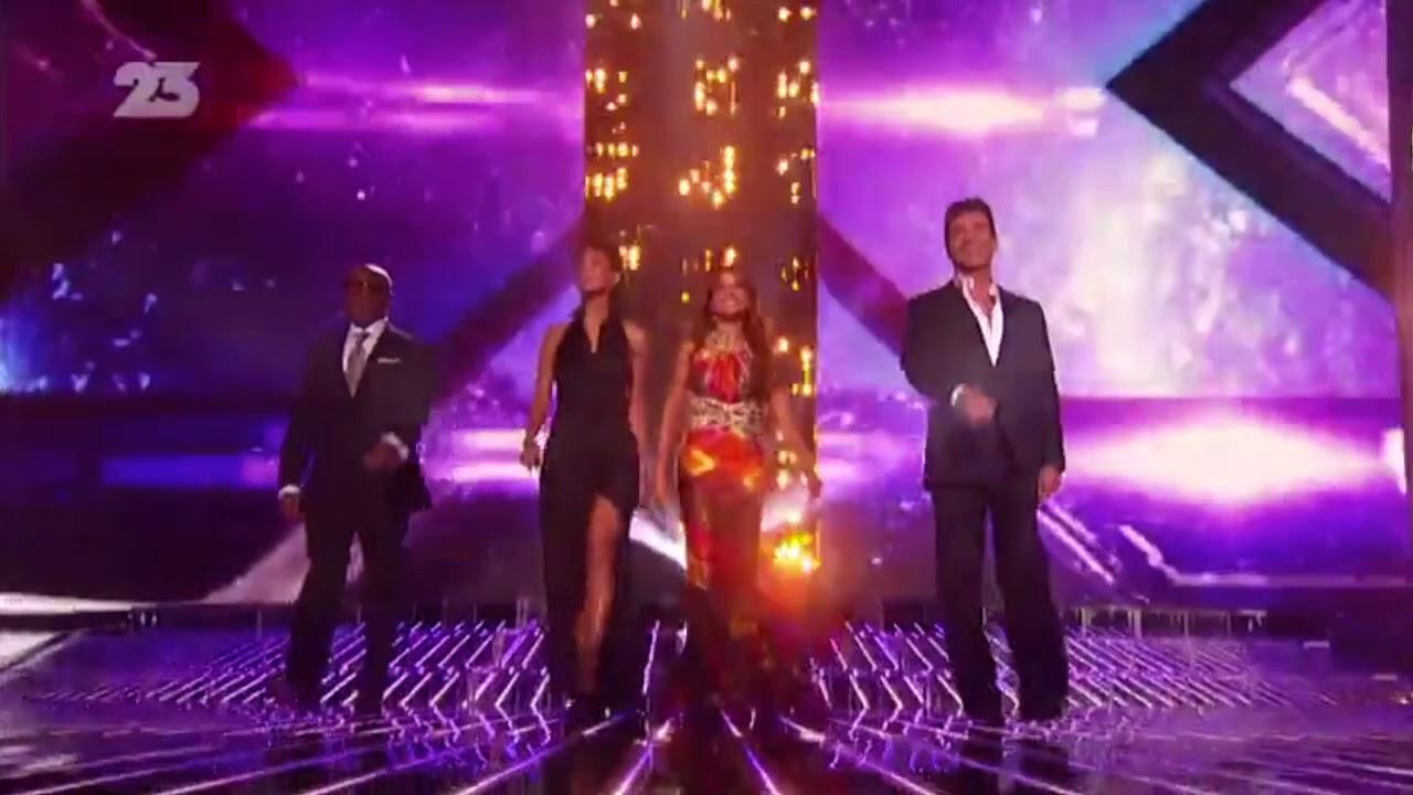 Download Judges Entrance - The X Factor USA 2011, Season 1, Episode 12, Live Results Show 2