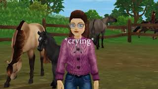 SSO BLOOPERS AND FUNNY MOMENTS Star Stable Haley KittenHope
