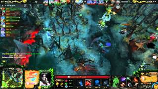 Alliance vs Malaysia - Game 3 (iLeague Season 3 - LB Round 2) - EGAD