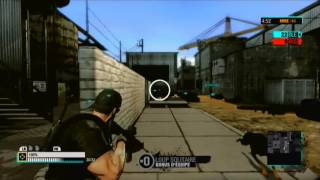 [Xbox 360] Special Forces Team X (Seal Team X) Gameplay Multiplayer