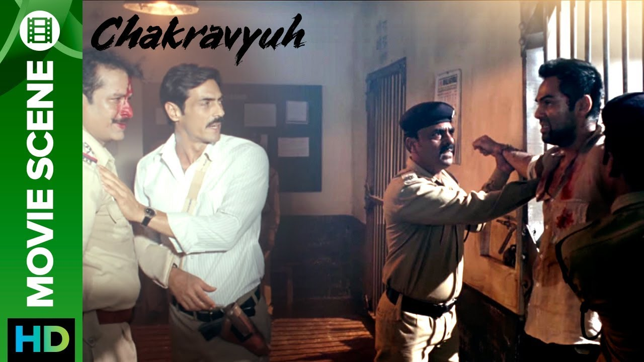 Download Arjun Rampal helps his friend Abhay Deol   Movie Scene   Chakravyuh