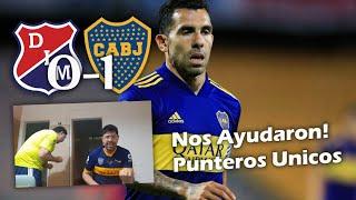 Ind. Medellin vs. Boca | Reaccion Padre e Hijo | Libertadores - Jornada 4 | #VAMOSBOCA | Joaco