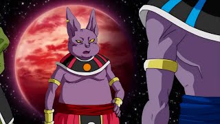 Champa WISHES Back Universe 7 Planet Vegeta For Beerus (Horrible Mistake)