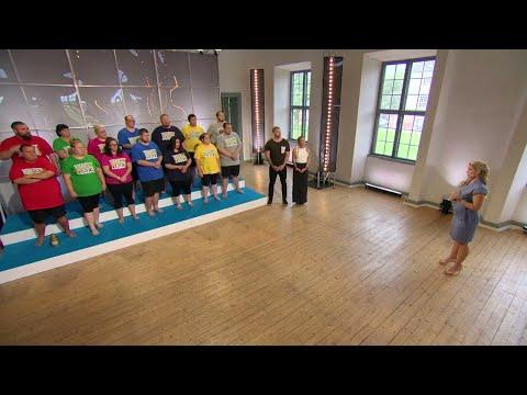 Första invägningen - Biggest loser (TV4)
