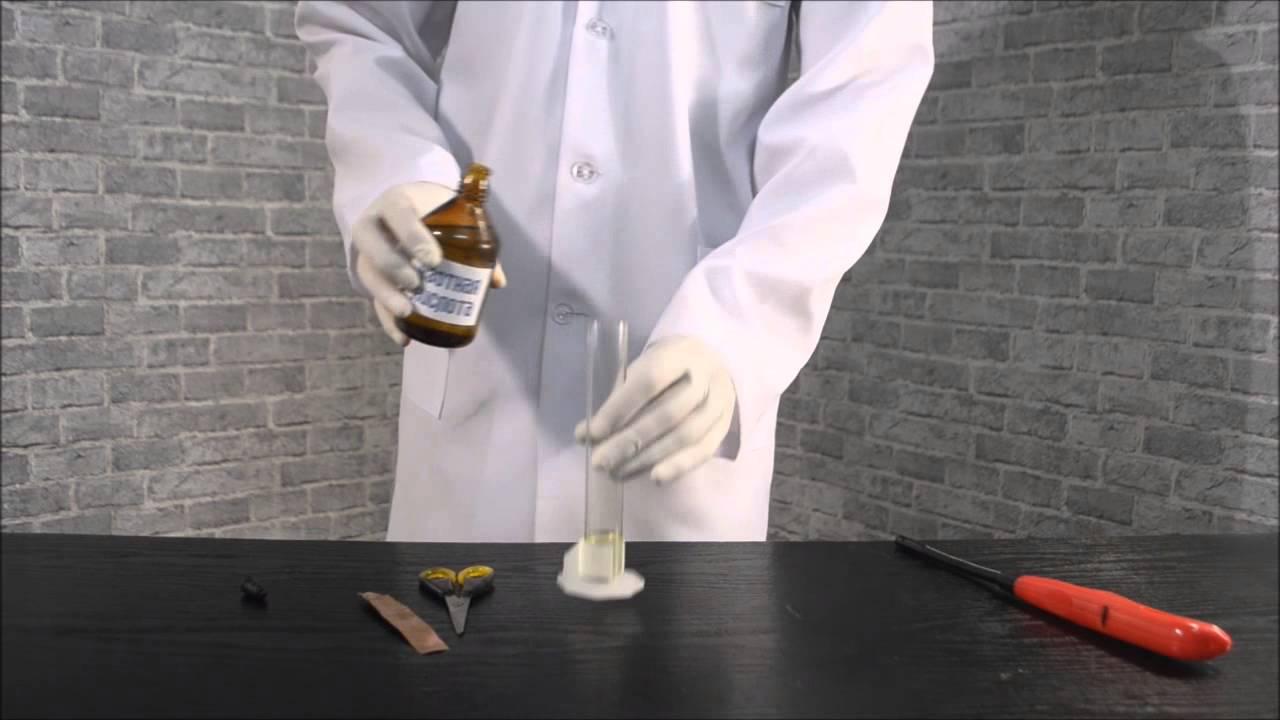 Получение бурого газа/Getting brown gas