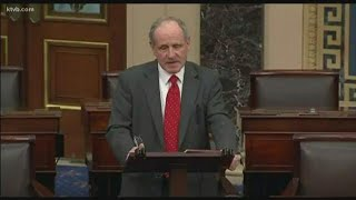 Risch calls for investigation into the World Health Organization over how it handled the COVID-19 pa