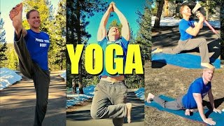 Video MASSIVE Yoga Balance and Flexibility Flow - 40 Min Energizing Yoga Workout Routine #flexibilityyoga download MP3, 3GP, MP4, WEBM, AVI, FLV Maret 2018