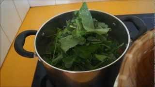 Myanmar Food: Kin Mone Ywat Hinn