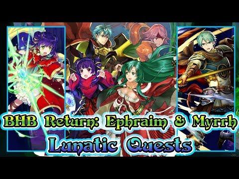 Fire Emblem Heroes Ephraim Myrrh Boun