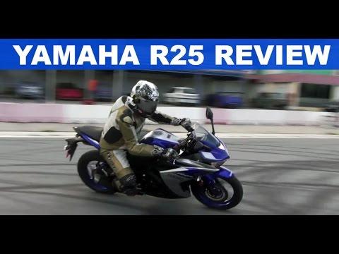 Yamaha R25 Review [English]