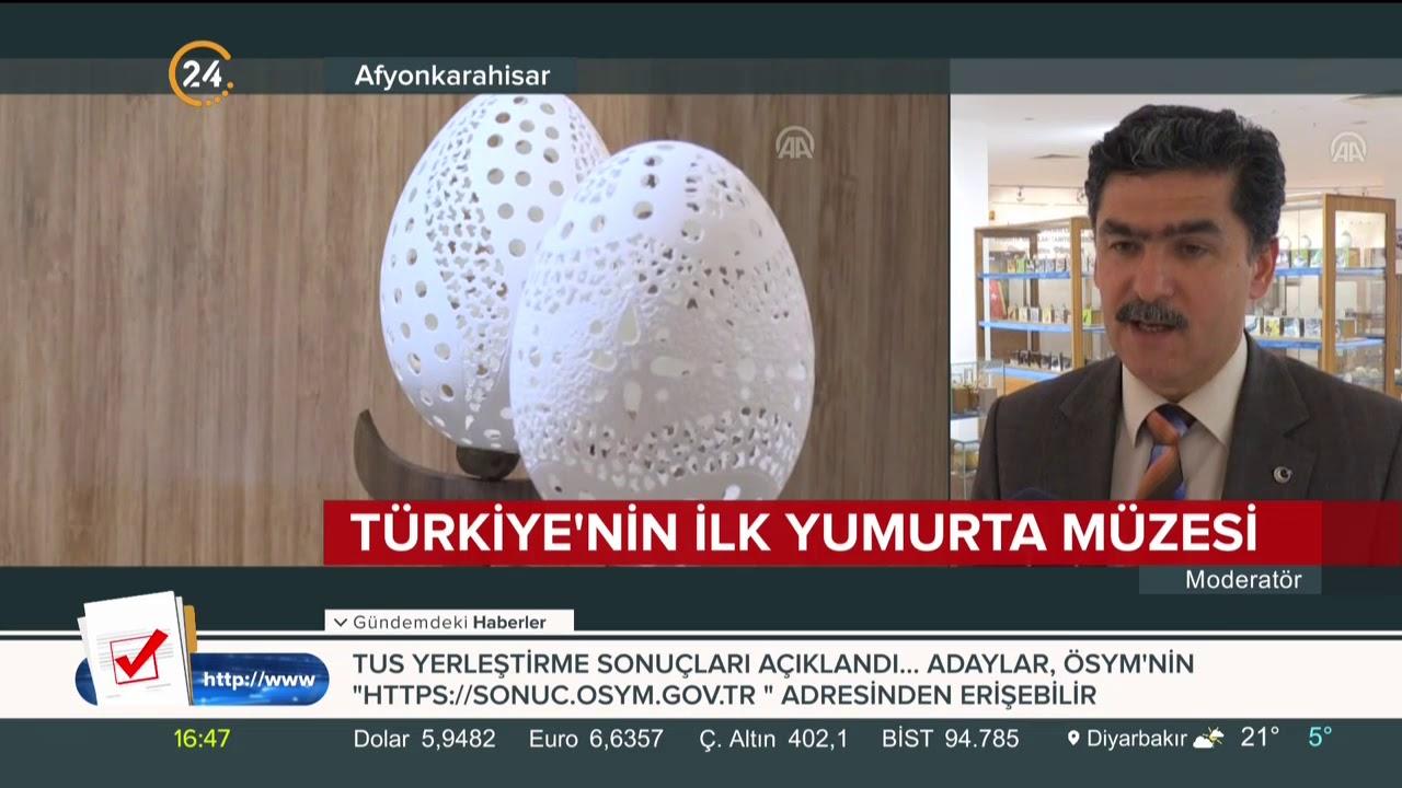 İşte Türkiye'nin ilk yumurta müzesi