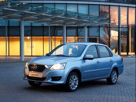 Datsun On Do в России - цены и комплектации! Обзор Александра Михельсона