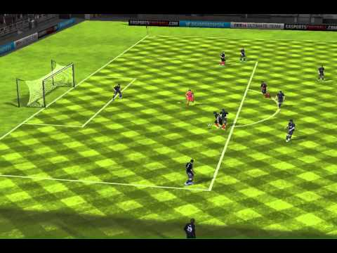 FIFA 14 iPhone/iPad - darkwood FC vs. Sydney FC