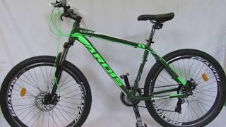 205$ Ardis Schultz R27.5 Полный обзор, большого легкого горного велосипеда.