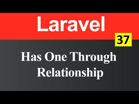 Has One Through Relationship in Laravel (Hindi)