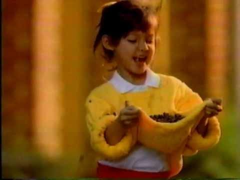 Nestlé Raisinets commercial 1990