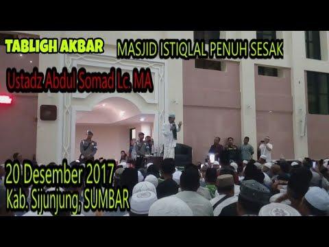 [FULL] Ceramah Ustadz Abdul Somad Terbaru, 20 Desember 2017, Kabupaten Sijunjung