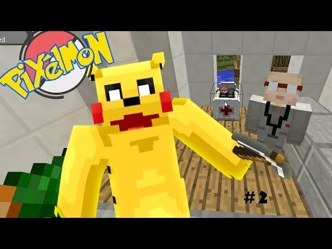 THÀNH VIÊN MỚI PiKachu ✔( Minecraft Pixelmon 5.0.2 ) #2
