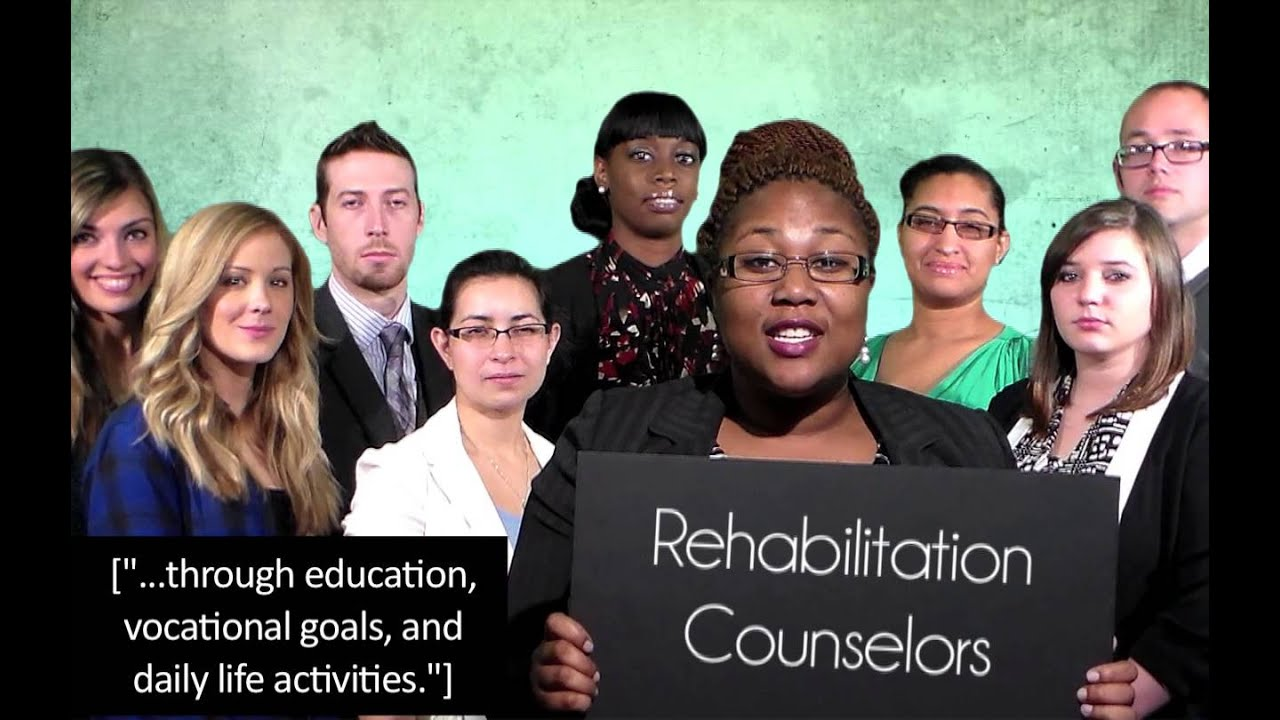 Understanding Rehabilitation Counseling [with Captioning]   YouTube