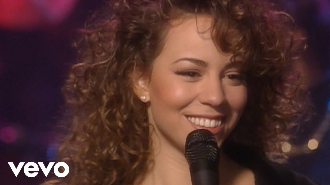 Mariah Carey Cant Let Go From Mtv Unplugged 3 Youtube