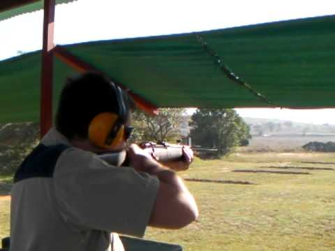 Shooting a .458 win mag - 2