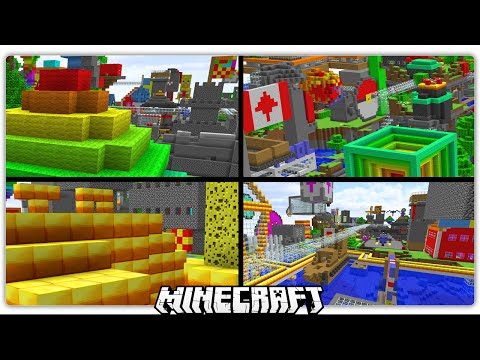 WATCH: The Differences Between Minecraft in 2009 And Now