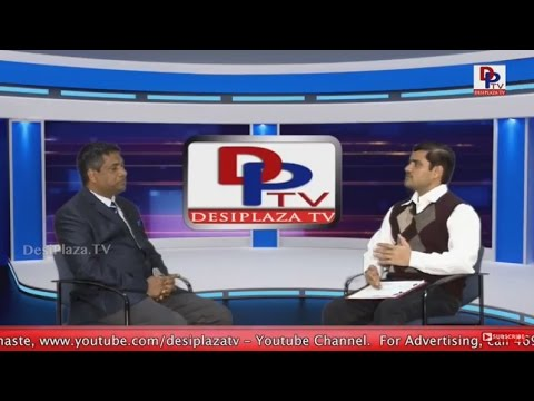Live Exclusive Interview with Ravi Lothumalla, Educational Consultant - 7.00PM CST 2017 03/10/2017